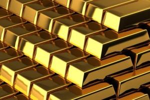 oro barras
