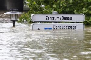 Praga, en alerta por las inundaciones que arrasan Centroeuropa