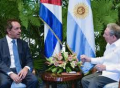 Scioli Cuba Inversiones 09.09.15